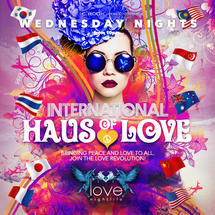 INTERNATIONAL HAUS OF LOVE